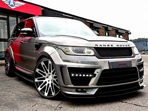 Park Auto Prestige : used land rover range rover sport rroversport abiog dyn v8 vzr 600 wide arch with every extra ~ Maxctalentgroup.com Avis de Voitures