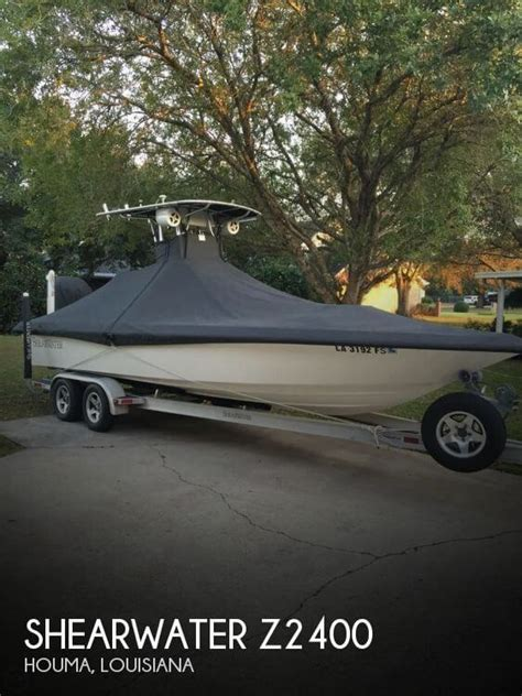 Shearwater Boats For Sale Louisiana by For Sale Used 2007 Shearwater Z2400 In Houma Louisiana