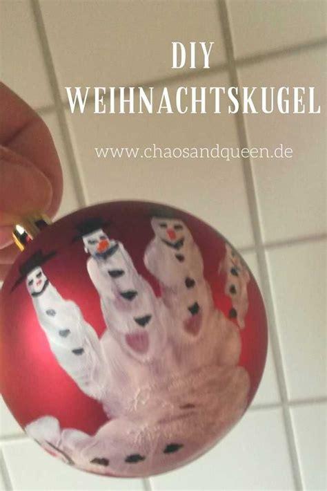 Diy Anleitung Weihnachtskugeln Selbst Gestalten by Weihnachtskugeln Diy Weihnachten Pers 246 Nliche