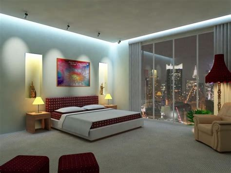20 Cool Modern Master Bedroom Ideas