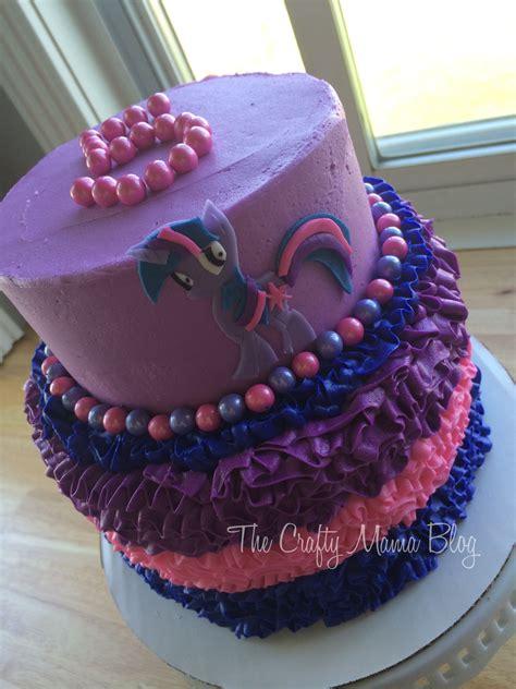 pony cakes part  twilight sparkle