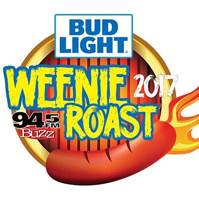 bud light weenie roast 94 5 the buzz bud light weenie roast with chevelle blue