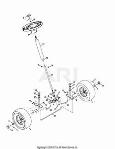 Troy Bilt 13cc26jd011  2014  Tb30 R Neighborhood Rider 13cc26jd011  2014  Parts Diagram For