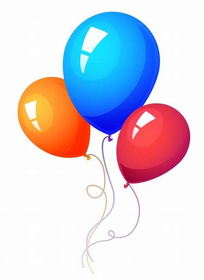 Balloons Balloon Transparent Party Clipart Pluspng Background