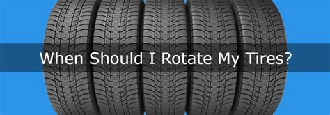 When Should I Rotate My Vehicle's Tires?  Indy Honda