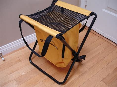 eddie bauer folding travel cing fishing outdoor chairs