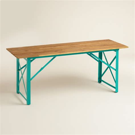 world dining table blue garden dining table world market 3660