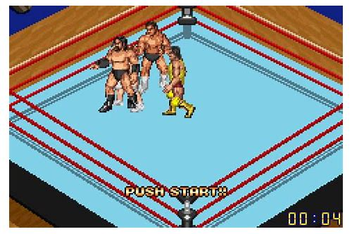 fire pro wrestling game download