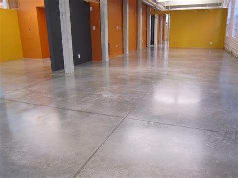 Stanford Industrial Flooring High Tolerance Concrete Cozy
