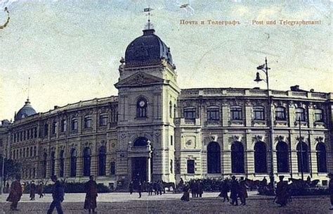 Bijusī Galvenā Pasta un telegrāfa ēka Rīgā
