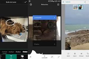 Application Gratuite Pour Android : 3 applications gratuites pour retoucher vos photos sur android et iphone ~ Medecine-chirurgie-esthetiques.com Avis de Voitures