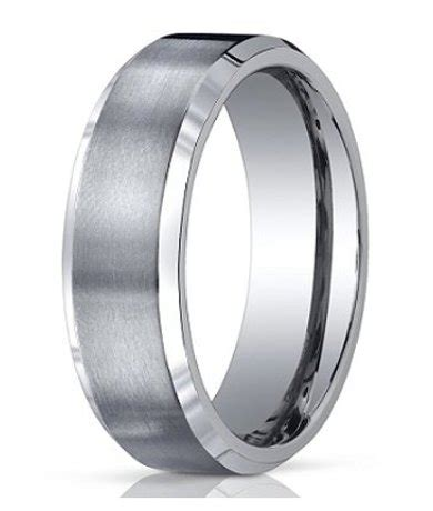 7mm s benchmark titanium wedding band with satin