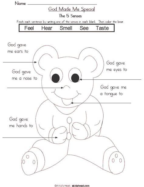 5 senses preschool printables printable worksheet and 865   c9a933fce729235a1dd0175467b5fba2