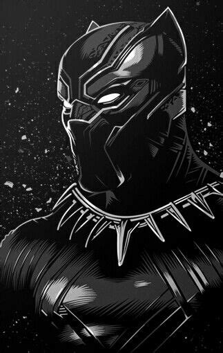 THE BLACK PANTHER | Marvel Comics - Womens Style