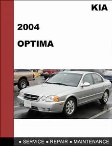 Kia Optima 2004 Factory Service Repair Manual Download