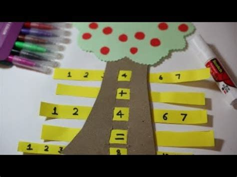 math game  students simple apple tree math game