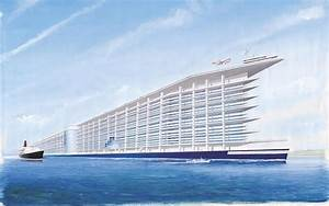 Proposed super cruise ship   BOATS - BIG & LITTLE ...
