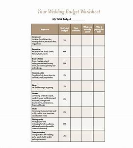 wedding budget spreadsheet with percentages mini bridal With wedding budget percentages