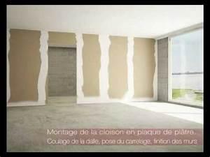 Porte Fin De Chantier Lapeyre : porte en pose fin de chantier paul ceyrac e couliss youtube ~ Nature-et-papiers.com Idées de Décoration