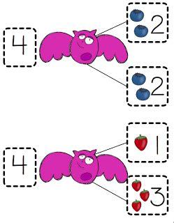 ready  bats  images kindergarten math