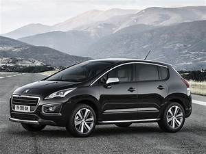 2014 Peugeot 3008 Facelift Revealed Za