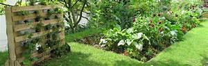 Mur Végétal En Palette : palettes v g tales au square charles peguy le mur vegetal fabrication maison ~ Melissatoandfro.com Idées de Décoration