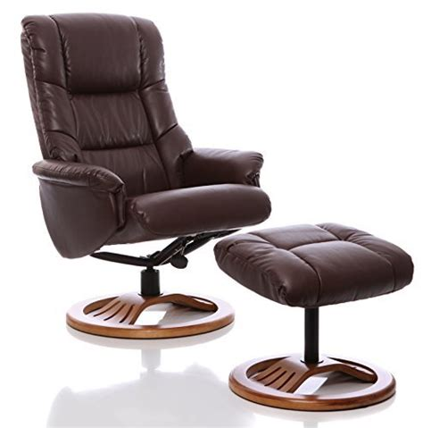 the mandalay bonded leather recliner swivel chair