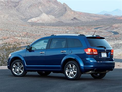Dodge Journeys by Dodge Journey 2008 2009 2010 2011 Autoevolution