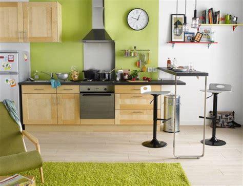 cuisine peinture verte idées peinture cuisine les tendances 2017 habitatpresto
