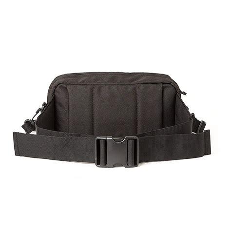 stussy stock side bag black hlstorecom highlights