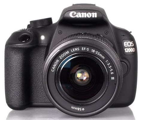 Canon Slr Canon Eos 1200d Digital Slr Review