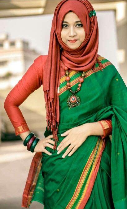 hijab  sari hijabs  love   saree  hijab