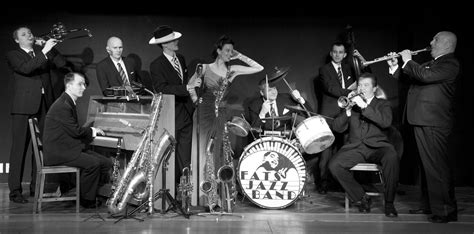 Jazz Swing Bands by Fats Jazz Band