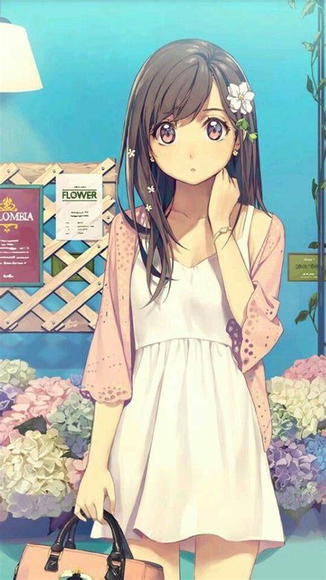 anime tentang cantik 25 ide terbaik tentang anime dress di