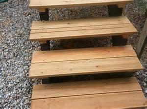 treppe neu belegen treppe zur terasse neu belegen bauanleitung zum selber bauen