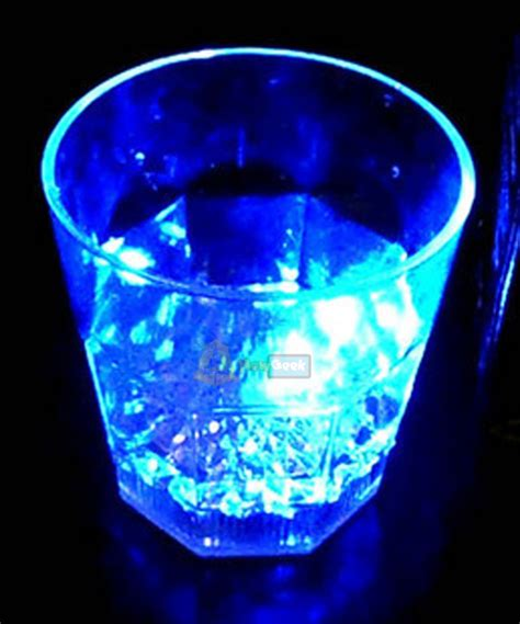 light up rocks 5pcs led light up drinkware rocks cup