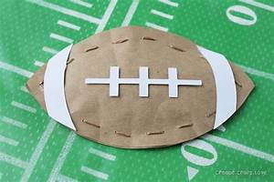 Super Bowl Party Favor Fun Family Crafts