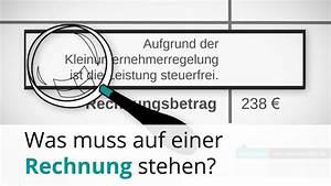 Wohnlandschaft Auf Rechnung : was muss auf einer rechnung stehen pflichtangaben f r die ~ Watch28wear.com Haus und Dekorationen