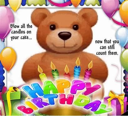 Cake Blow Candles Birthday Happy 123greetings Happybirthday