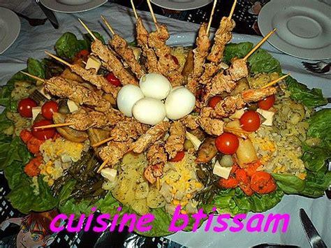 menu cuisine marocaine salade recipes to cook salades plat et