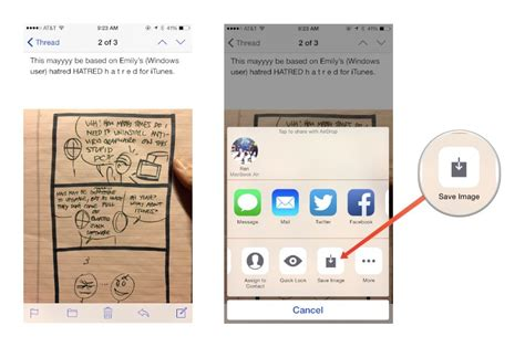 how to save a from on iphone save any picture from the web to your iphone or imore