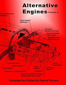 Alternative Engines Volume 4 Preview By Editor  Patrick