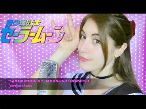 Moonlight Densetsu🌙 Sailor Moon Op  Cover Youtube