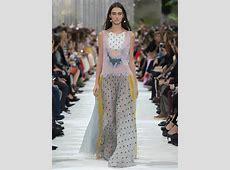 Paris Fashion Week Valentino Spring 2018 Collection Tom