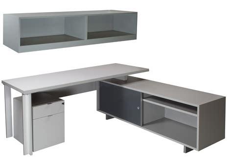 gray desk with hutch knoll reff used l shape desk with hutch right return gray
