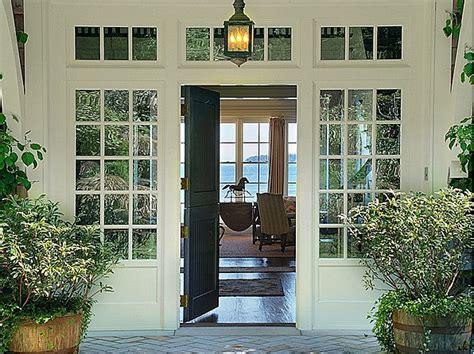 open door homes a htons style home on bainbridge island hooked on houses
