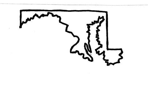 Maryland's Skinny Neck