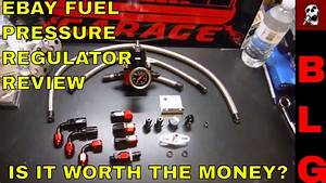 Ebay Fuel Pressure Regulator Installation And Review