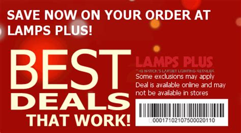 Lamps Plus Coupon Codes: Save $23 w/ 2015 Coupons & Coupons