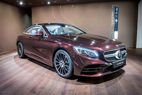 2019 Mercedesbenz Sclass Exclusive Edition Release Date